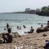 Dominikanische Republik, Santo Domingos Küste gefährlich kontaminiert