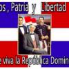 Einige Informationen zur Unabhängigkeit der Dominikanischen Republik