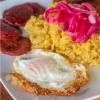 Dominikanische Republik: Rezept für Mangú