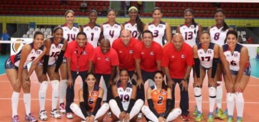 volleyball dominikanische republik