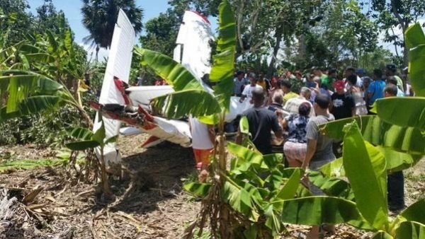Flugzeugabsturz Dominikanische Republik
