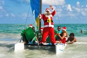 weihnachten  der dominikanischen republik domrep total
