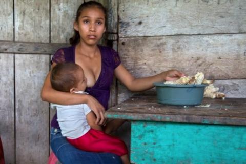 Dominikanische Frauen für die Ehe