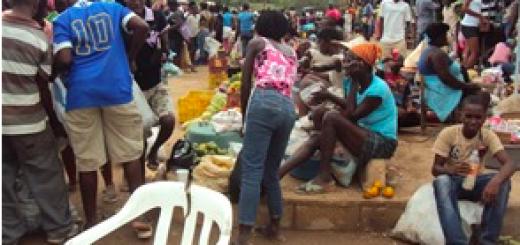 Haitigrenzmarkt